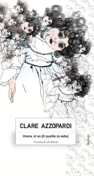 Clare Azzopardi: Imena, ki so jih pustile za seboj