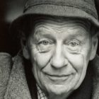 William Trevor, foto: Jane Bown (The Observer)