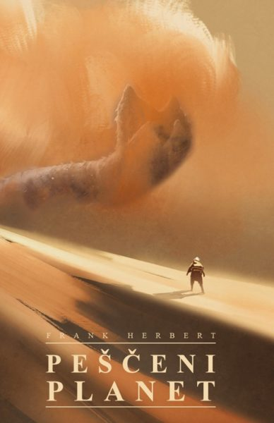 Frank Herbert, Peščeni planet