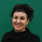 Olga Tokarczuk. Foto: EPA