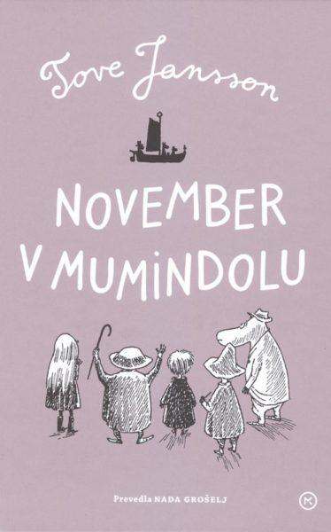 Tove Jansson, November v Mumindolu
