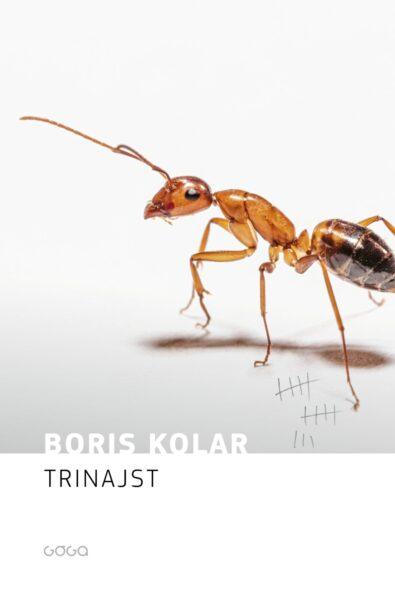 Boris Kolar: Trinajst