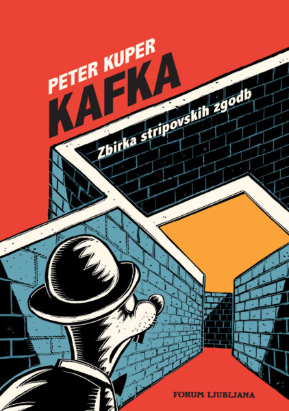 Peter Kuper, Kafka