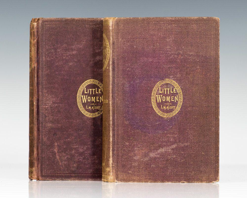 L. M. Alcott, Little Women