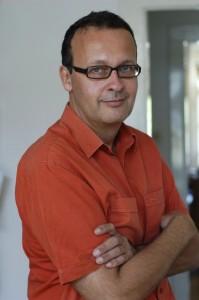 Andrej Blatnik (foto: Mateja J. Potočnik)