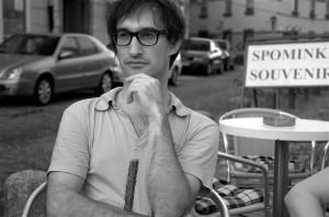 Gregor Podlogar (foto: Andrej Hočevar)