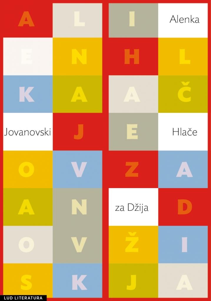 Alenka Jovanovski: Hlače za Džija