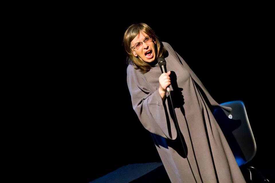 Svetlana Makarovič, Horror Mundi (foto: Polona Eržen)