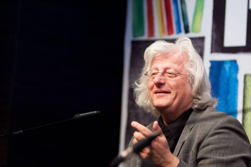 Péter Esterházy (foto: Matej Pušnik)