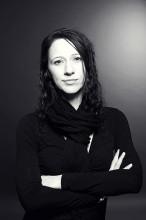 Tina Kozin (foto: Damjan Švarc)