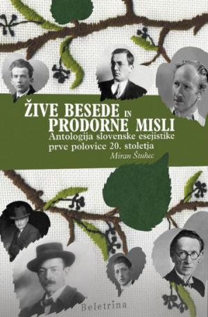 Miran Štuhec: Žive besede in prodorne misli