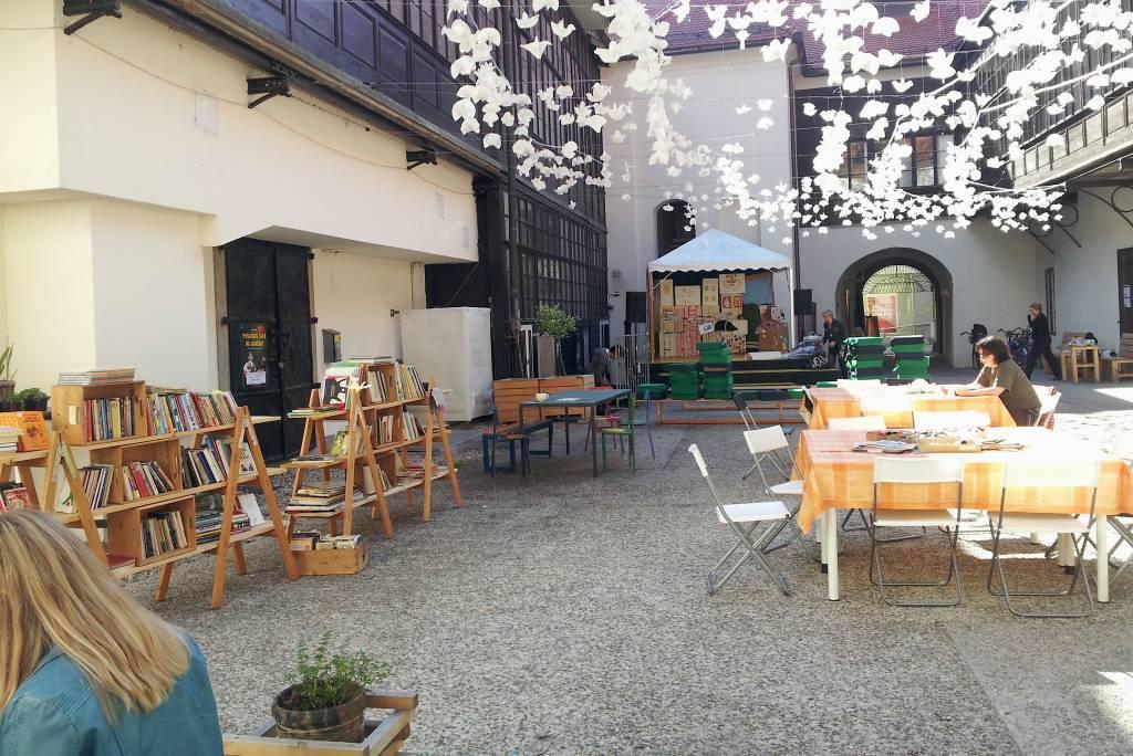 Dnevi knjige v Mariboru