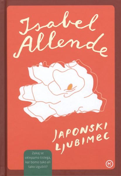 Isabel Allende - Japonski ljubimec