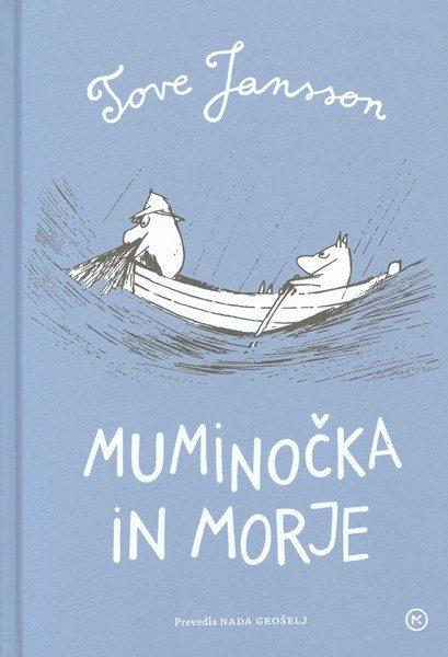 Tove Jansson, Muminočka in morje