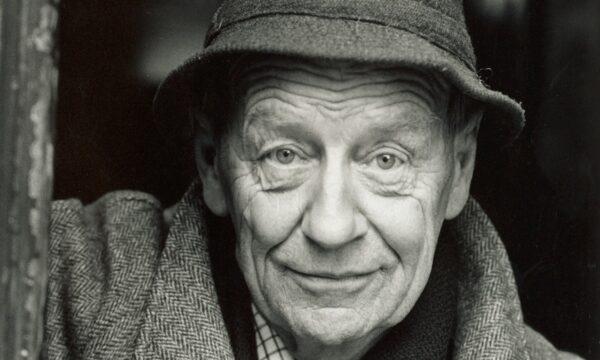 William Trevor, foto: Jane Bown (The Observer)