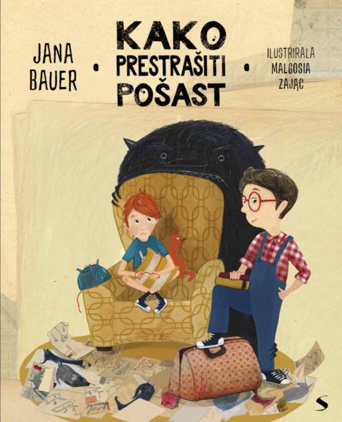Jana Bauer in Malgosia Zajac, Kako prestrašiti pošast